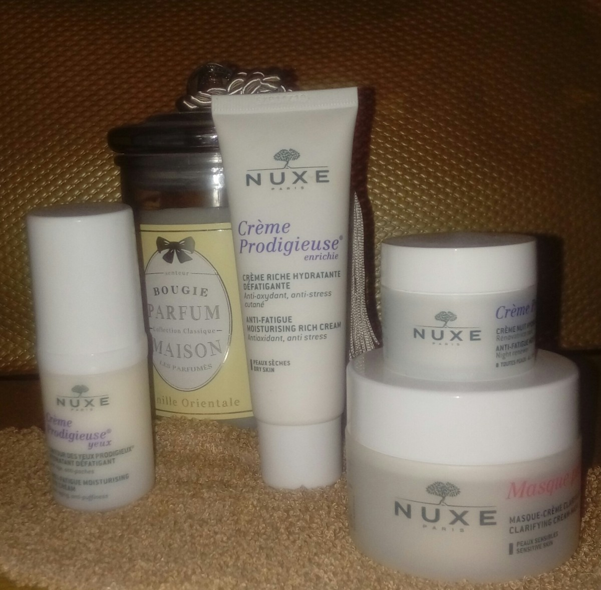 Nuxe – Une routineefficace