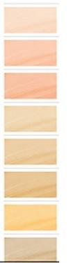 Palette de couleurs Vitalumière