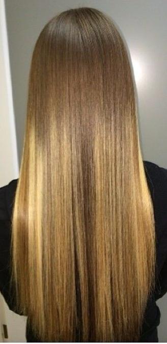 je veux des cheveux longs