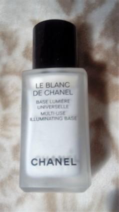 Le Blanc de chez Chanel