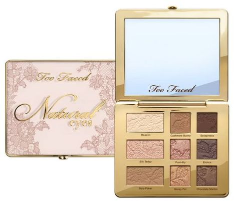 natural eyes shimmers too faced